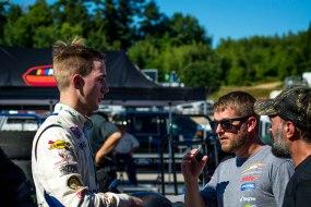 Rookie Colin Garrett Confident for Casey's General Store 150 at Iowa Speedway